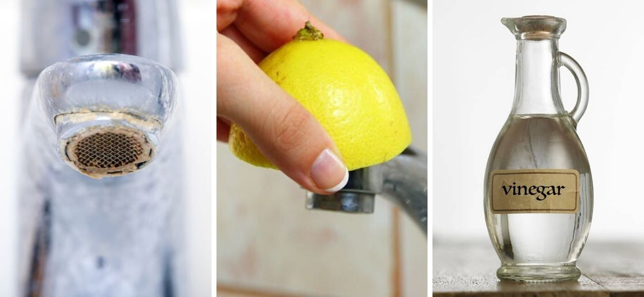 Easiest Way to Remove Limescale from Taps