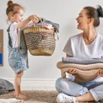 House Cleaning Schedule for Working Moms