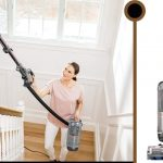 Shark AZ2002 Vertex DuoClean PowerFins Upright Vacuum