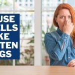house smells like rotten eggs