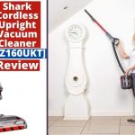 Shark Cordless Upright Vacuum Cleaner ICZ160UKT Review