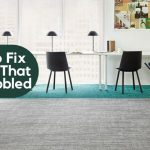 How to Fix Carpet That Has Bubbled