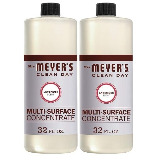 Mrs Meyers Clean Day Multi Surface Cleaner Concentrate
