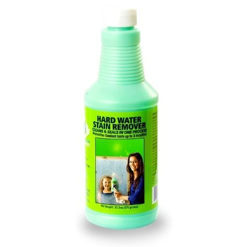 Bio Clean Hard Water Stain Remover Review