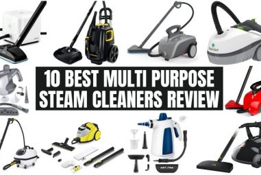 10 Best Multi-Purpose Steam Cleaners Review | Read Before Buy