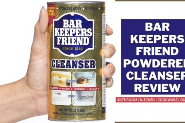 Bar Keepers Friend Powdered Cleanser Review | Magical Cleaner