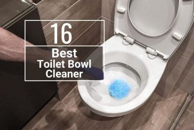 16 Best Toilet Bowl Cleaner for Stains and Odors in 2020