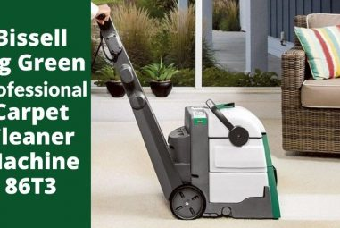 Bissell Big Green Professional Carpet Cleaner Machine 86T3