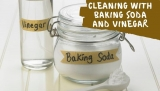 Cleaning With Baking Soda And Vinegar | Powerful Solutions