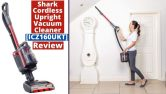 Shark Cordless Upright Vacuum Cleaner [ICZ160UKT] Review