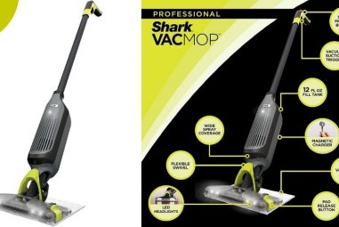Shark VACMOP Pro VM252 Review | 2 in 1 Cleaning Solution
