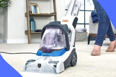 Vax Compact Power Carpet Cleaner | Quick Compact & Light
