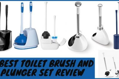 6 Best Toilet Brush And Plunger Set Review | Pick the Best One