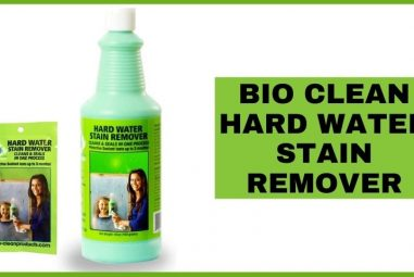 Bio Clean Hard Water Stain Remover । Get a Spotless Shower