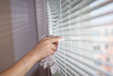 Best Way To Clean Blinds Without Taking Them Down