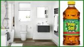 How to Use Pine-Sol to Clean Bathroom | Everything in Details