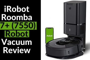 iRobot Roomba i7+ Review | Powerful & Updated Robot Vacuum